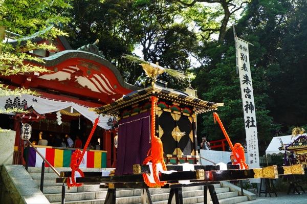 2017年 来宮神社 例大祭
